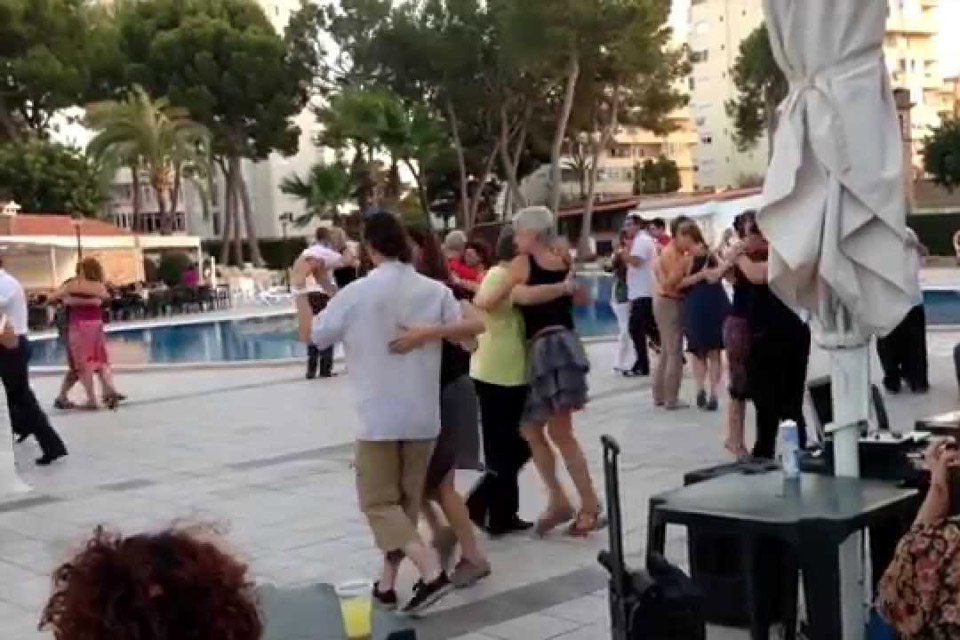 Milonga in Palma