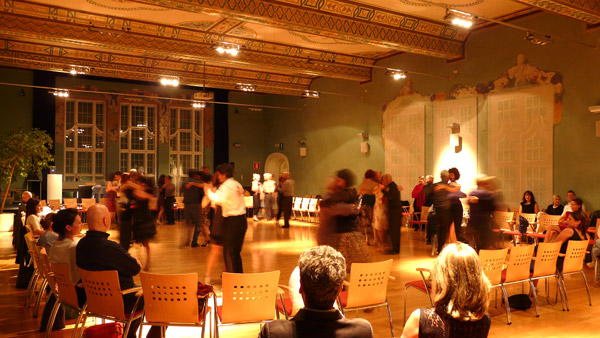 Milonga in Meran
